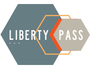 Liberty Pass Apartments Logo, Link to Home Page
